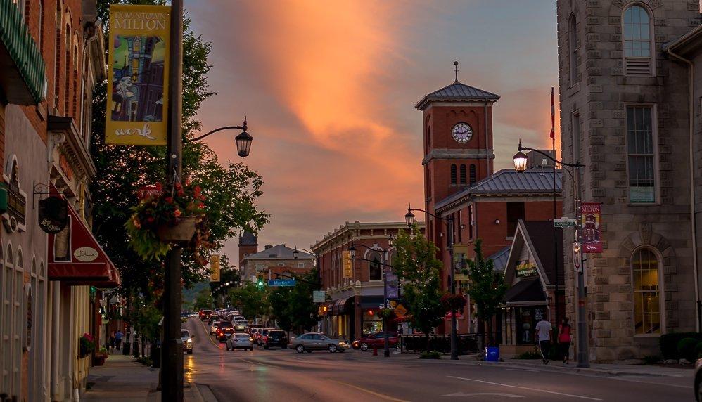 Downtown-Milton